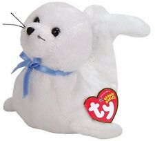 2004 TY Beanie Baby Icing the Seal in Lightly Used Conditon with Tag!