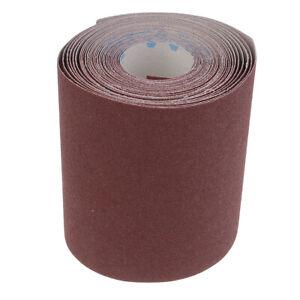 Schmirgelpapier, Körnung 120 Zum Reinigen, Polieren Von Metall 11 Cm