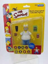 The Simpsons Springfield-Homer Simpson World of Figura Nueva
