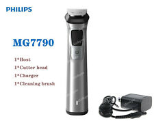 NEW Philips Norelco Mg7790/7750/49 Multigroom Series 7000 Face Styler Grooming