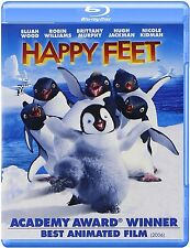 Happy Feet 2 (PlayStation 3, PS3) + Blu-ray Disc - NEW - FREE SHIPPING ™