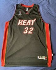 Men's Reebok Miami Heat jersey Shaquille O'Neil #32 size XXL