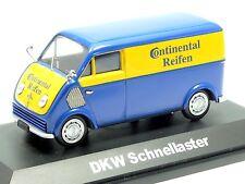 """Schuco 1:43 DKW Schnellaster """"Continental"""" # 02392"""