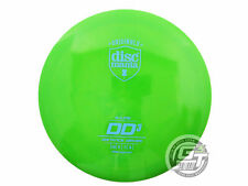 New Discmania S-Line Dd3 175g Green Lt Blue Stamp A Distance Driver Golf Disc
