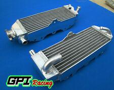 Aluminum radiator FOR Suzuki RM250 RM 250 1991 1992