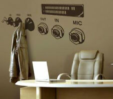 Wall sticker arredo casa salotto design APPENDIABITI
