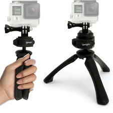 MINI Table Top stand treppiede + Adattatore Mount GO PRO HERO sessione 4 3 + 3 2 1