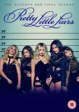 Pretty Little Liars Season 7 New & Sealed Region 2 DVD Boxset