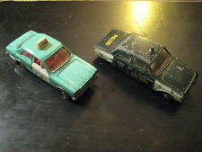 Ford Taunus Polizei 559 Escort Police 270 Car Dinky Toys Meccano 1959 1969 1/43