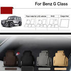 "Full Set 1/2""Thick Solid Nylon Interior Floor Carpet Mats For RHD Benz G-Class"