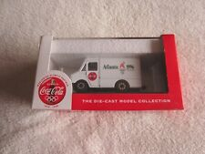 Lledo Days Gone:  1996 Atlanta Olympic Games Coca-Cola Truck NIP