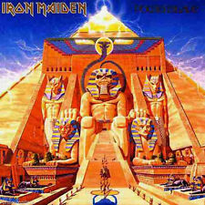 IRON MAIDEN - POWERSLAVE  [ECD] - New Sealed CD