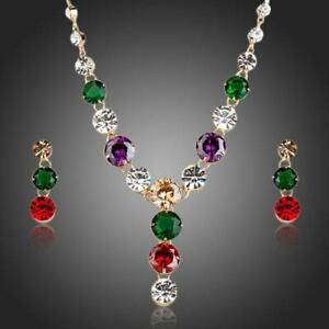 Me To You Gift Set MARQUISE CUTTING JEWELRY SET KHAISTA