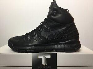 Nike Lupinek Flyknit Chukka ACG ~ 826077 001 ~ U.K. Size 12