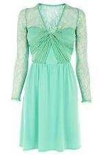 BNWT 💕Coast 💕Size 8 Serene Lace Jersey summer wedding Party dress (36 EU) New