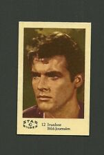 Ivanhoe Roger Moore Vintage 1960s Swedish Collector Card #C12