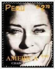 Timbre Pérou 1148 ** année 1998 lot 21084