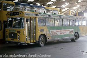 Badgerline 1222 Weston Super Mare 1986 Bus Photo
