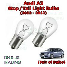 (02-12) Audi A3 Stop / Tail Light Bulbs Rear Brake Lights Bulb 382 12v 21w