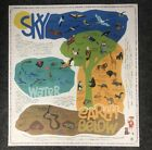 Vintage Buster Brown Sky Water Earth Animals Children  s Classroom Art Poster