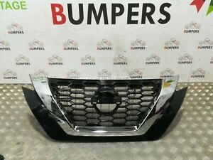 NISSAN JUKE F16 2020 ONWARDS GENUINE FRONT BUMPER GRILL + CHROME 62310 6PA0A