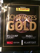 Panini SCHWARZES GOLD -  10 Bilder aussuchen