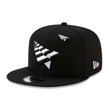 Roc Nation Paper Planes with Pin Authentic New Era 9Fifty Snapback Cap - Black