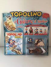 TOPOLINO N. 2520 CON IL GALEONE DI TOPOLINO NUOVO BLISTERATO GADGET DISNEY 2004