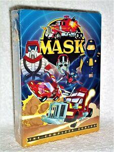 M.A.S.K. Complete Series (DVD, 2011, 12-Disc) NE hybrid of transformers & GI Joe