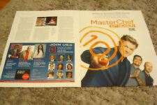 MASTERCHEF with Gordon Ramsay 10th Anniversary 2019 article, Masterchef Junior