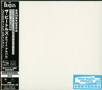 BEATLES-THE BEATLES (WHITE ALBUM)-JAPAN 3 DIGIPAK SHM-CD Ltd/Ed I45