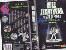 BUZZ LIGHT YEAR  VHS PAL VIDEO~ IN EXCELLENT CONDITION