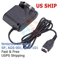 New Wall Adapter Charger Cable For Nintendo DS Game Boy Advance GBA SP NTR-002