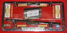 Cruiser Chevrolet 24 KT gold GM Car General Motor Auto Licensed Frame Plate 1000