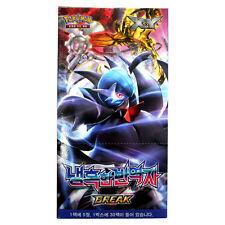 "Pokemon 150 Cards XY Break ""Cruel Traitor"" Booster Box 30 Packs / Korean Version"