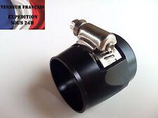 Collier de finition, diam int: 14,3 mm, aluminium noir, VENDEUR FRANCAIS