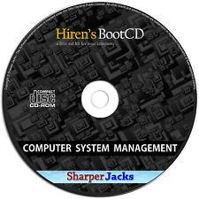 Hiren's Boot CD - PC Repair, Virus Removal, Clone, Recovery, Password Utilities
