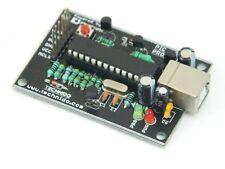 PICKit2 USB ICSP PIC Programmer Burner Board Windows 10 Compatible
