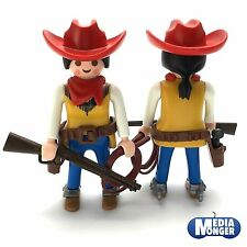 playmobil® Figur: Lucky Lucy | Cowgirl | Western Girl | Cowboy | RAR | NEU & OVP