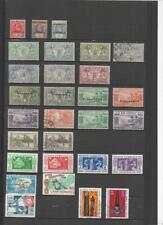 NEW HEBRIDES/VANUATU COLLECTION ON 7 PAGES