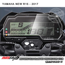 Cluster Scratch Protection Film / Screen Protector for Yamaha YZF-R15  2017