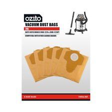 Ozito VWDA-001 Vaccum Bags - 5 Pack