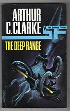 Arthur C Clark - The Deep Range 1st Pan Edition 1970