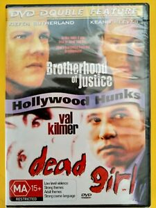 BROTHERHOOD OF JUSTICE & DEAD GIRL - DOUBLE FEATURE