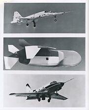 AVIATION c. 1959 -T-38 Talon de Northrop, McDonnel Gam-72, Sabreliner T39- AV 85