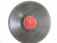 "78rpm 10"" Record King Pan American Boogie 827 Troubles Nothin' But Blues 198-3S"