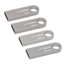 Kingston 8GB 16GB 32GB 64GB SE9 USB Flash Pen Drive lot Memory Stick Key Thumb