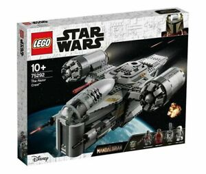 LEGO STAR WARS 75292 The Razor Crest Mandalorian BRAND NEW SEALED IN STOCK