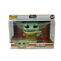 The Child Baby Yoda Star Wars The Mandalorian 10 Inch Funko Pop 369 Grogu Chase