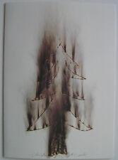CHRISTIAN JACCARD  - Carte de voeux - 1993